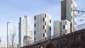 The Assembly apartments, Manchester