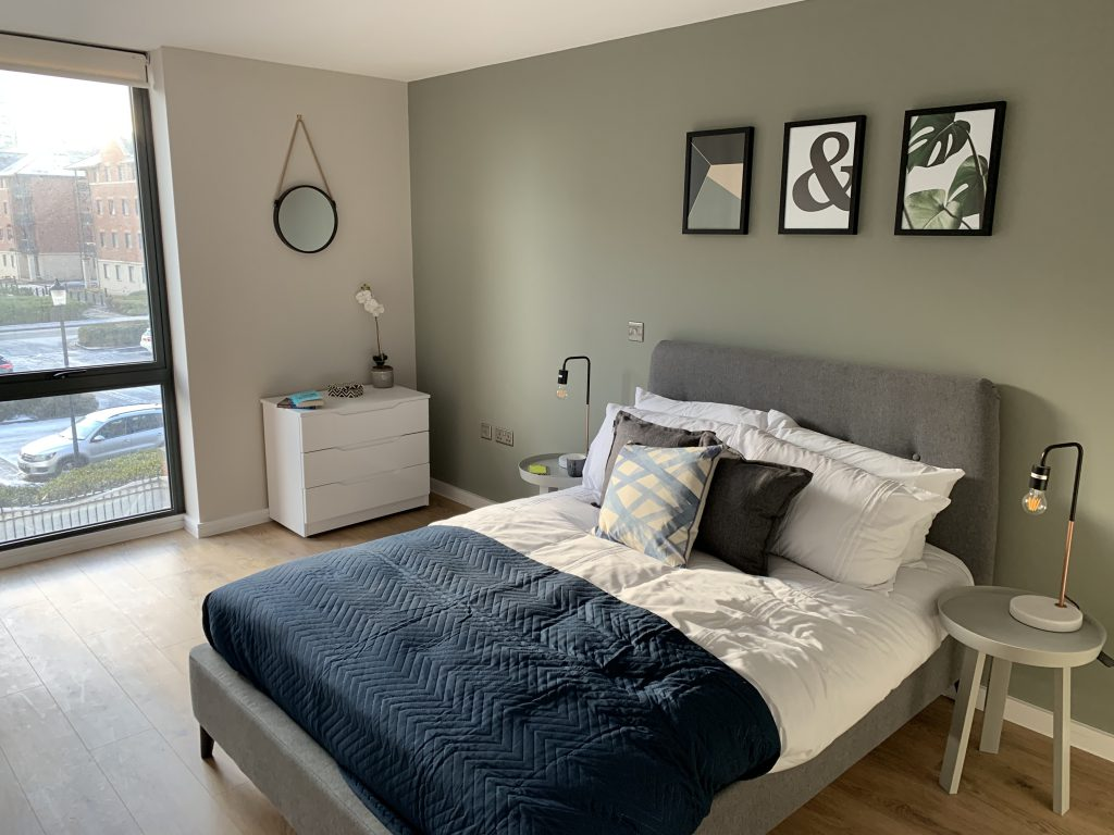 Quay Central | Liverpool Bedroom