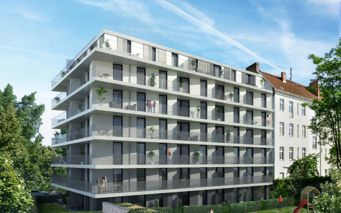 The Alfred, Berlin Complete Prime Residential